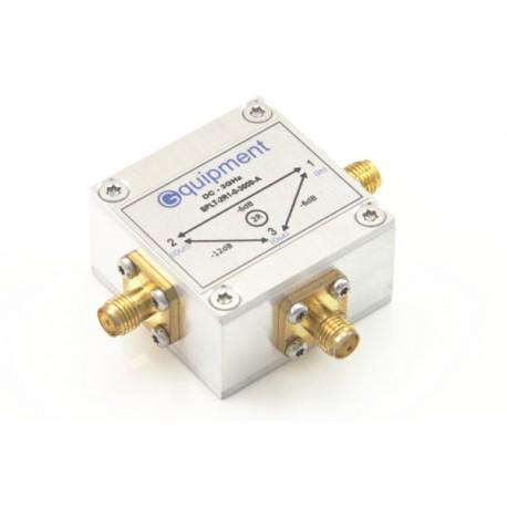 Power splitter 2R -6dB 0-3GHz