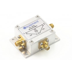 Power splitter 2R -6dB 0-3GHz with mounting flange