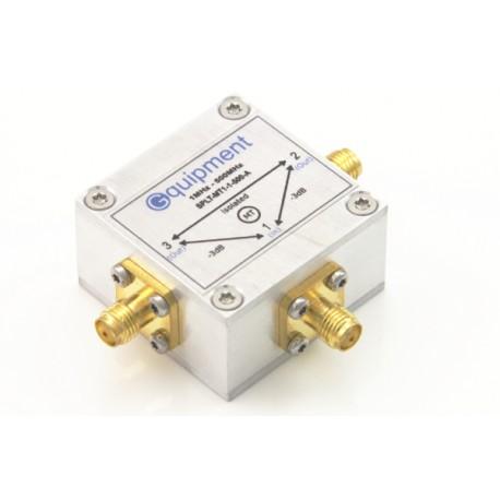 Power splitter MT1 -3dB 1 -500MHz