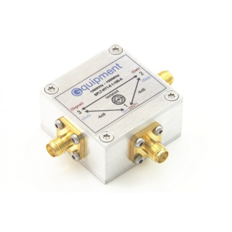 Power splitter / combiner / coupler HY1 -6dB  0.1-100MHz
