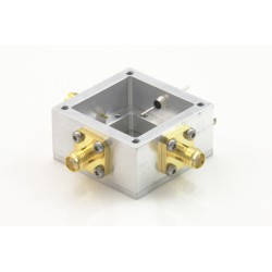 RF enclosure - small - aluminium