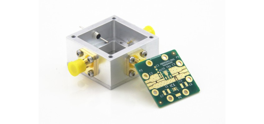 Universal aluminium enclosure for RF circuits - Gquipment