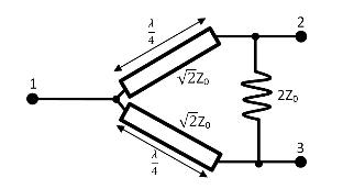 wilkinson-splitter-circuit